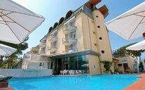 Park Hotel Lignano - Lignano Sabbiadoro, Itálie
