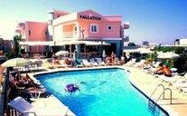 Pallatium Apartments - Gouves, Řecko