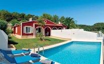 Villas Galdana Palms - Cala Galdana, Španělsko