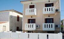 Hotel Christina - Kokkari, Řecko