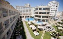 Sousse Palace Hotel & Spa - Sousse, Tunisko