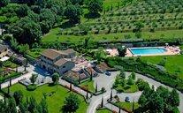 Hotel Borgo il Melone - Toskánsko, Itálie