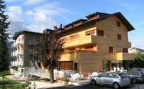 Park Hotel Azalea - Cavalese, Itálie
