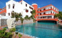 Hotel St Leonard - Ischia, Itálie