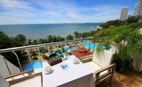 Royal Cliff Beach Hotel - Pattaya, Thajsko