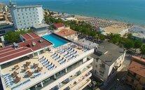 Hotel Medi Garden - Palmová Riviéra, Itálie