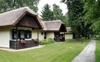Bungalovy Prekmurska Vas - Moravské Toplice, Slovinsko