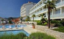 Hotel Miramar - Rabac, Chorvatsko