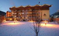 Hotel Adler - Moena, Itálie