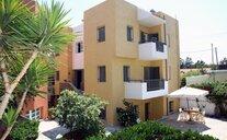 Sweet Memory Apartmány - Gouves, Řecko