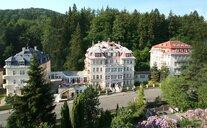 Lázeňská léčebna Mánes - Karlovy Vary, Česká republika
