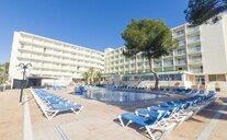 azuLine Hotel Coral Beach - Es Canar, Španělsko