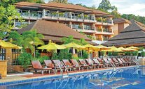 Hotel Aonang Cliff Beach Resort - Krabi, Thajsko