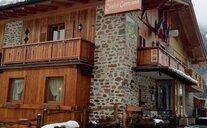 Hotel Chalet Genziana - Celledizzo, Itálie
