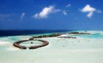 Olhuveli Beach & Spa Resort - Jižní Male Atol, Maledivy