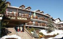 Hotel Residence Centro Vacanze Veronza - Cavalese, Itálie