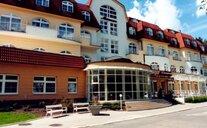 Hotel Miramare - Luhačovice, Česká republika