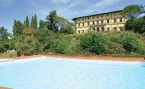 Villa Pitiana - Toskánsko, Itálie