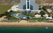 Le Meridien Al Aqah Beach Resort - Fujairah, Spojené arabské emiráty