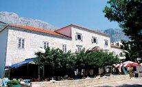 Bluesun hotel Kaštelet - Tučepi, Chorvatsko