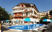 Hotel Alexander - Giardini Naxos, Itálie