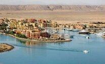 Three Corners Ocean View Hotel - El Gouna, Egypt