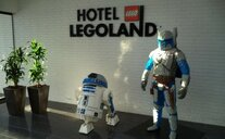 Hotel Legoland - Kodaň, Dánsko