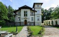 Villa Friedland (Lázně Libverda) - Severní Čechy, Česká republika