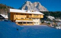 Rezidence Sas de Pelf - Monte Civetta, Itálie