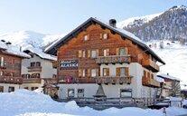 Hotel Alaska - Livigno, Itálie