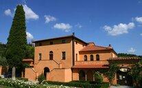 Hotel Fattoria Le Torre - Toskánsko, Itálie