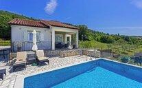 Villa Paliska - Rabac, Chorvatsko