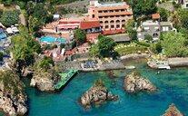 Strand Hotel Delfini - Ischia, Itálie