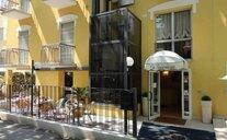 Hotel La Gioiosa - Rimini, Itálie