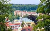 Hotel Pramen - Mariánské Lázně, Česká republika