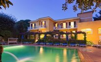 Hotel Cleopatra - Ischia, Itálie