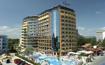 Meridian Hotel - Slunečné pobřeží, Bulharsko