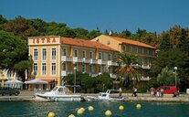 Hotel Istra - Rab - město, Chorvatsko