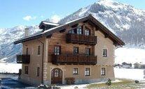 Apartmány Alpen - Livigno, Itálie