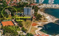 Depandance Jadran - Umag, Chorvatsko