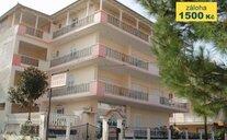 Aparthotel Siros - Leptokaria, Řecko