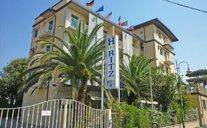 Hotel Riva - Marina di Pietrasanta, Itálie