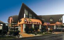 Hotel Bohemia - Františkovy Lázně, Česká republika