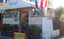 Kassiopea Hotel - Giardini Naxos, Itálie
