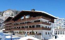 Apartmány Ferienanlage Hof Arosa - Arosa, Švýcarsko