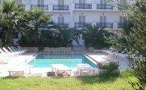 Hotel Paradise Beach - Argassi, Řecko