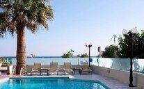 Kriti Beach - Rethymno, Řecko