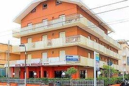Hotel Gran San Bernardo - Itálie, Riccione,