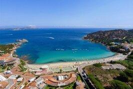 Hotel Il Cormorano - Itálie, Baja Sardinia
