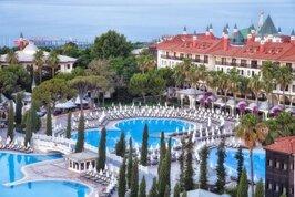 WOW Topkapi Palace - Turecko, Antalya